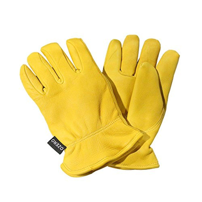 Motorcycle gloves deerskin -  Syrinx Pro Grade Premium Winter Weatherization Deerskin Gloves Outdoor Driving Protection Motorcycle Gloves