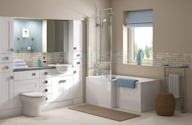 Bathroom Installation Ideal Bathrooms, Cost Of Putting In A New Bathroom