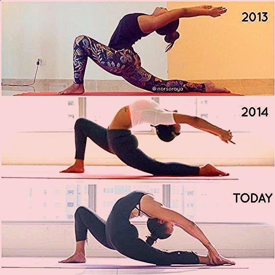 Yoga inspiration for beginners. #yoga_inspiration #fitness #exercise #yogainspirationbeginners #begi...