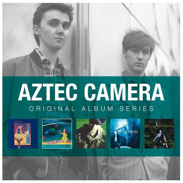 Saved on Spotify: Oblivious by Aztec Camera
