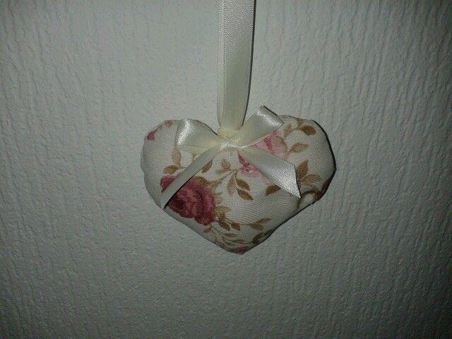 Herz - Hochzeitsdekoration