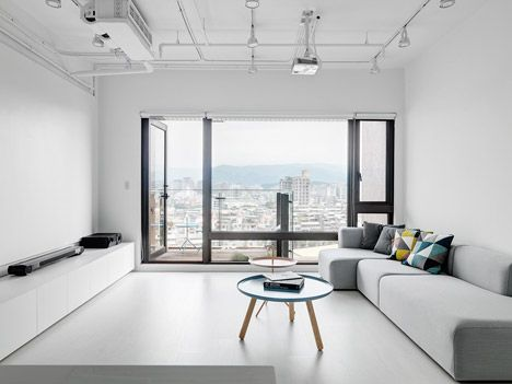 Taipei Interior By Tai And Architectural Design, HAY Mags Sofa, DLM