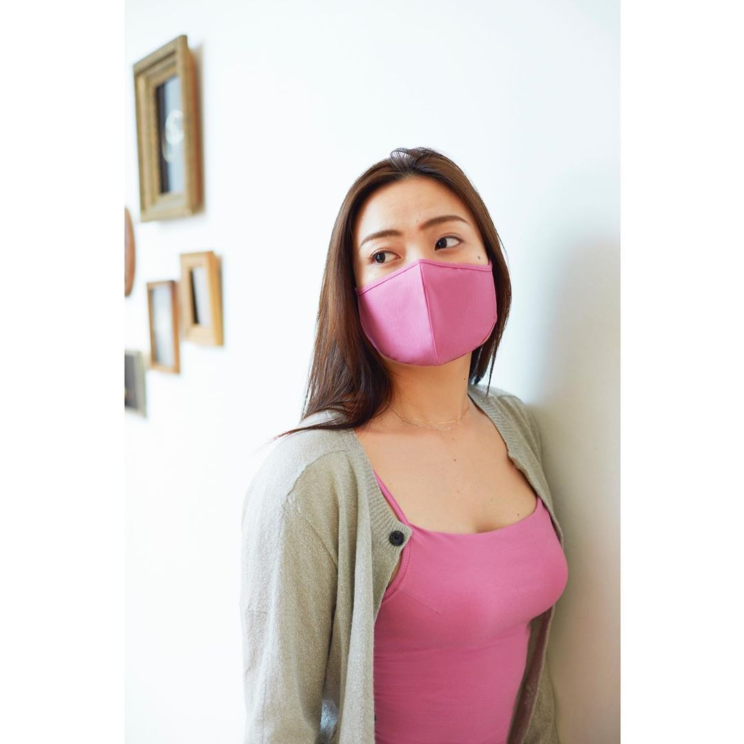 aromatique c a s u c a on instagram オリジナルのacマスクをプレゼント 15日 20時からスタートです 大好評のacマスクプレゼント企画第2弾 acインナーと同じフィロスコッチア綿でできた 上質な肌触りと高級感のあるデザインが特長 mask
