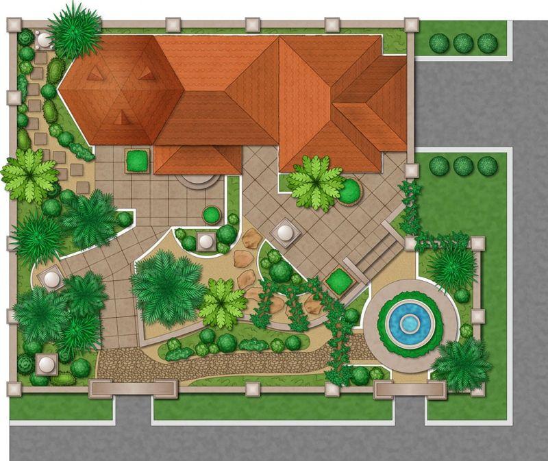 Top 10 Most Creative House Exterior Design Ideas Garden Design Software Free Landscape Design Free Landscape Design Software