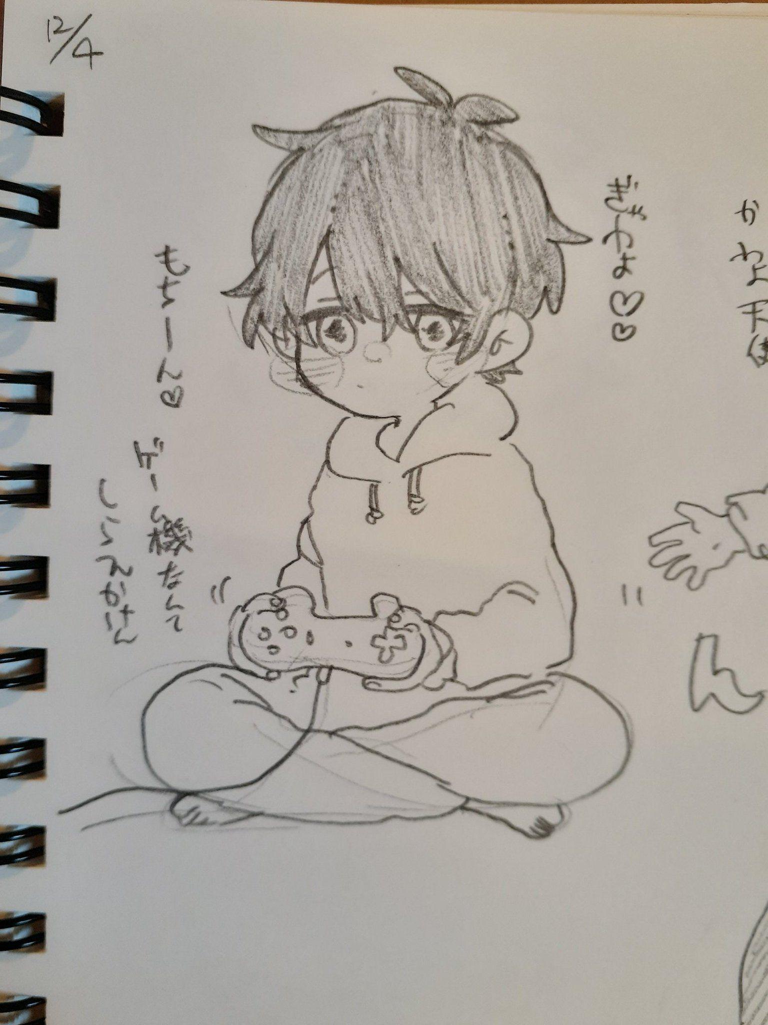 Photo of りっくん🐣 on Twitter