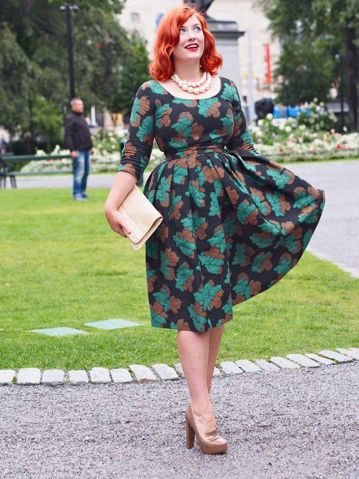 Elsa Fashion week Stockholm - Street Style http://www.indiedays.com/item/toimitus/normcorea-vai-bling-blingia