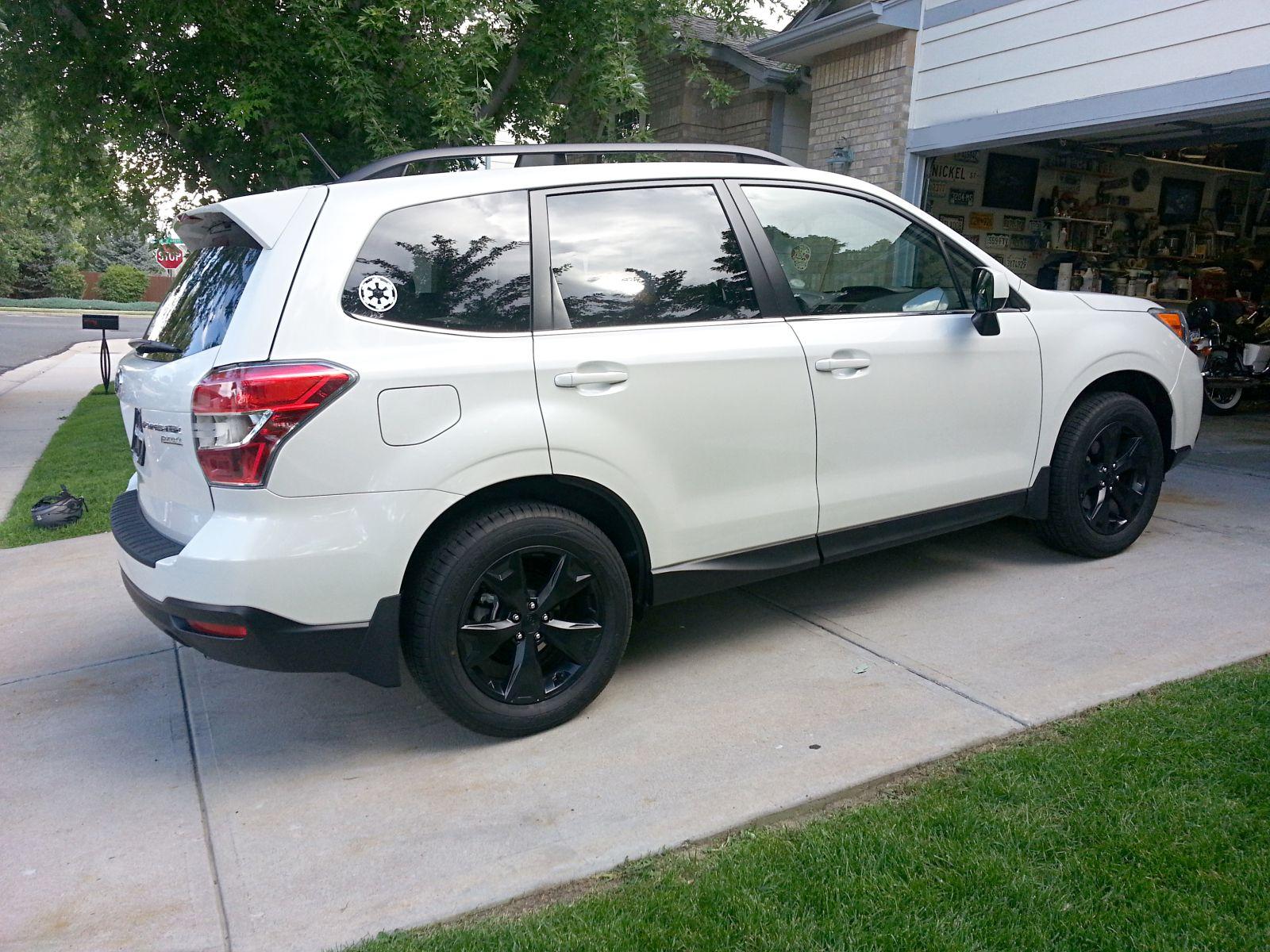 Plasti Dip on stock wheels   Subaru Forester   Pinterest   Dips ...