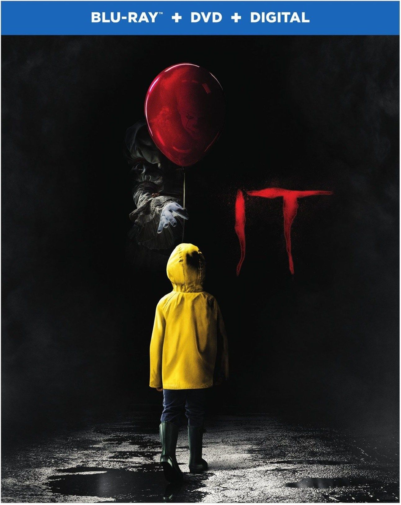 5 Reasons To Get Stephen King's 'It' Chapter 1 DVD Blu