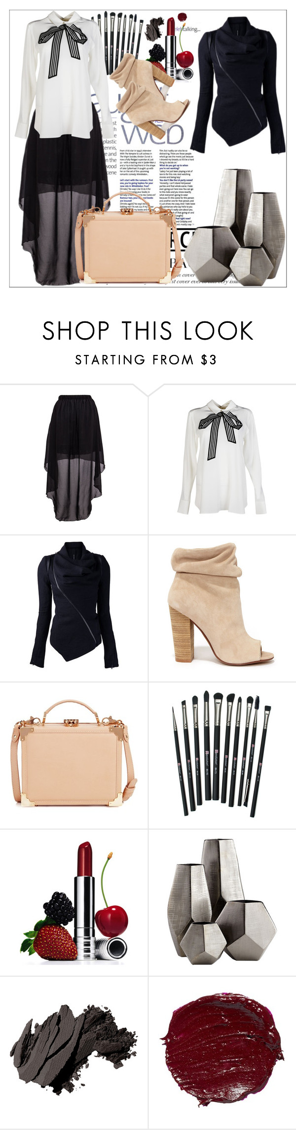"""Bez naslova #451"" by mirelacamdzic ❤ liked on Polyvore featuring STELLA McCARTNEY, Kristin Cavallari, Aspinal of London, Revolution, Clinique, Cyan Design and Bobbi Brown Cosmetics"
