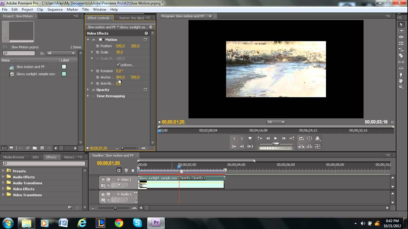How To Rotate A Video In Adobe Premiere Pro Adobe Premiere Pro Premiere Pro Video Film