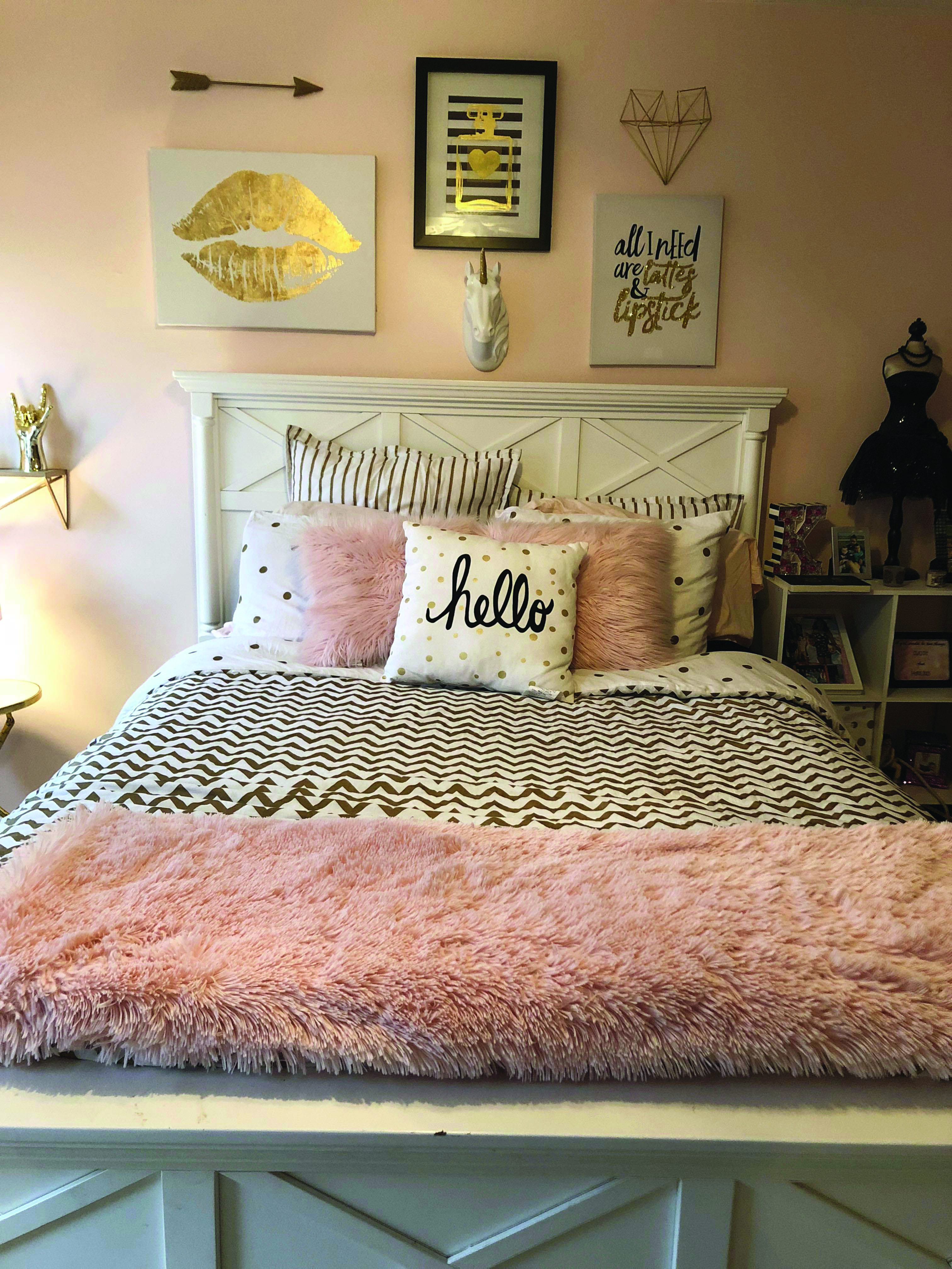 Adolescent Bedroom Ideas That Are Actually Enjoyable And Cool