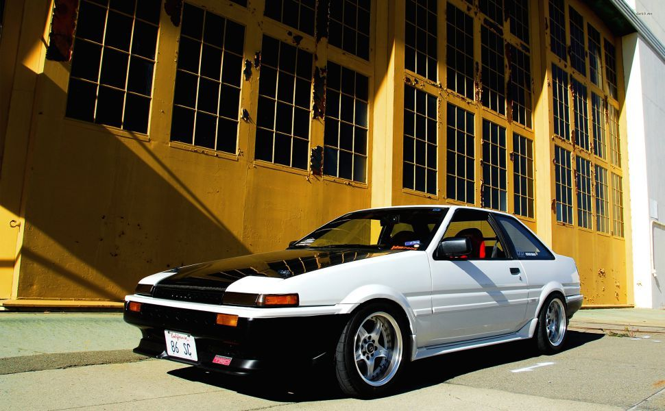 Toyota Ae86 Hd Wallpaper With Images Ae86 Toyota Rat Rod