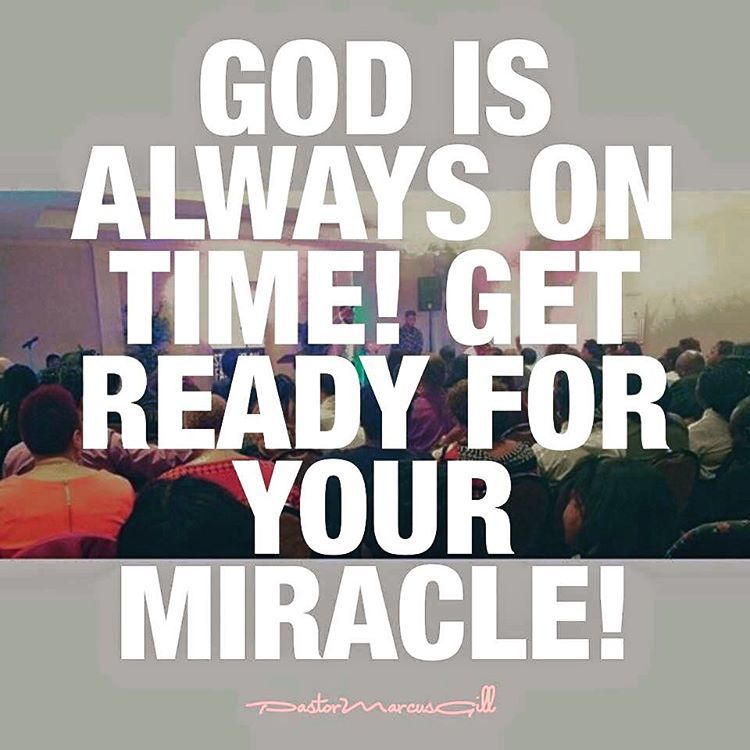 Gods Miracles Quotes: Quotes Of God's Timing And Miracle