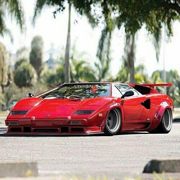 Libertywalk Lamborghini Countach Cars Exotic Cars Lamborghini