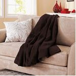 Sunbeam® Microplush Heated Throw