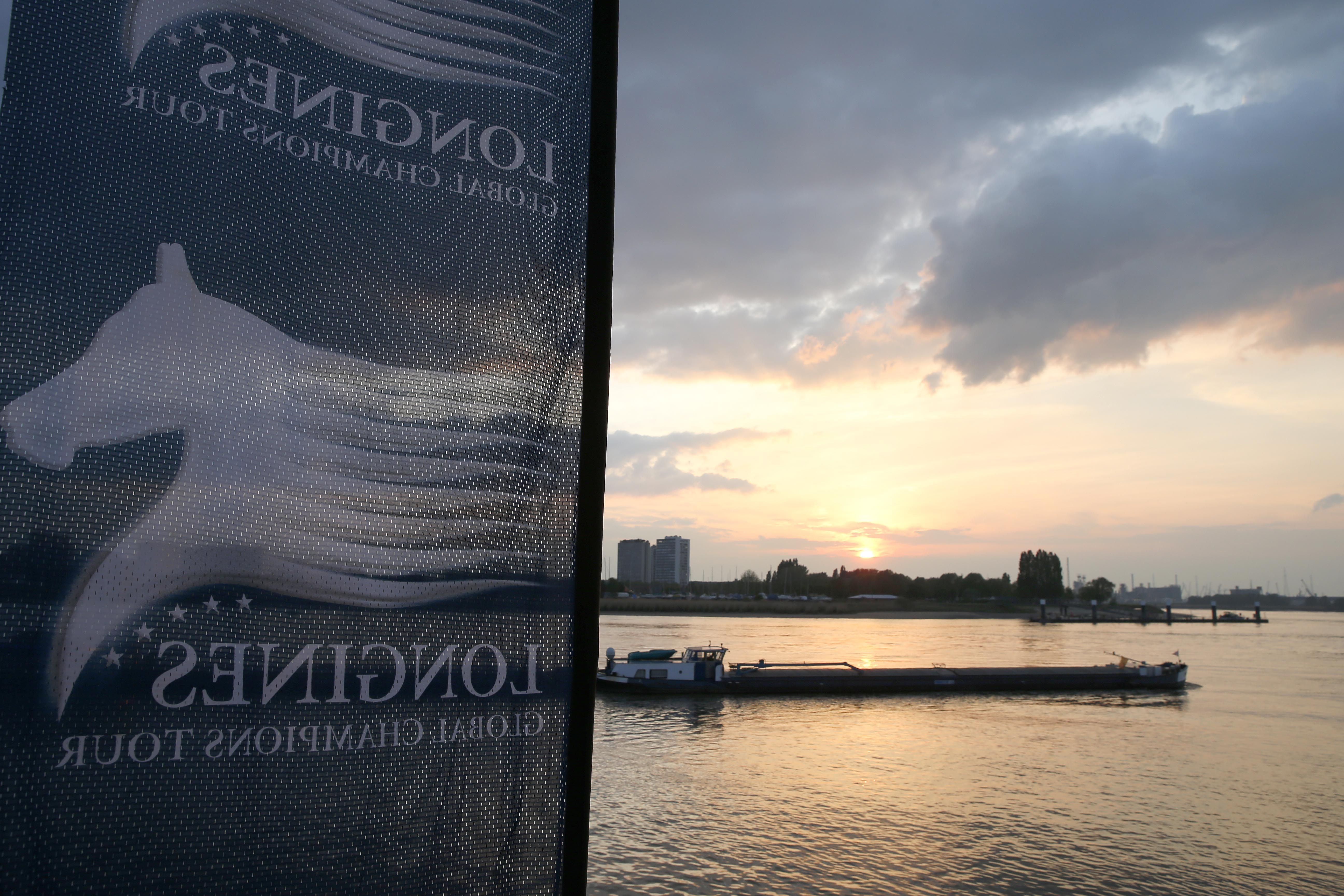 Longines Global Champions Tour arrives in beautiful Antwerp for the first time #showjumping