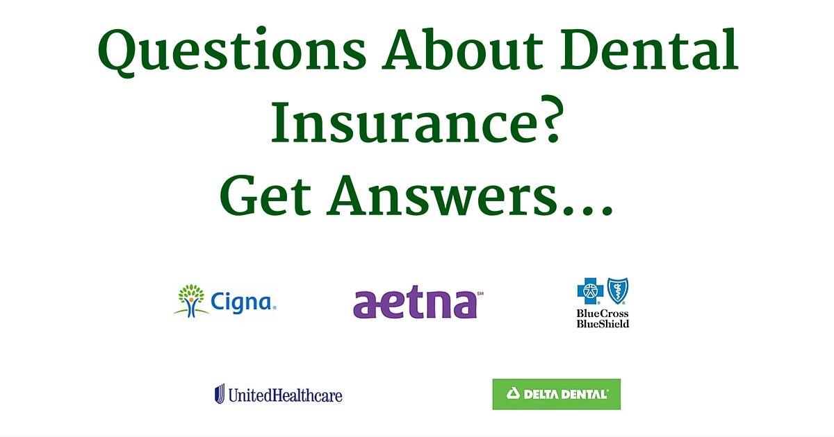 Waynenj Answers Dental Insurance Faqs Http Bit Ly 1q52z4c