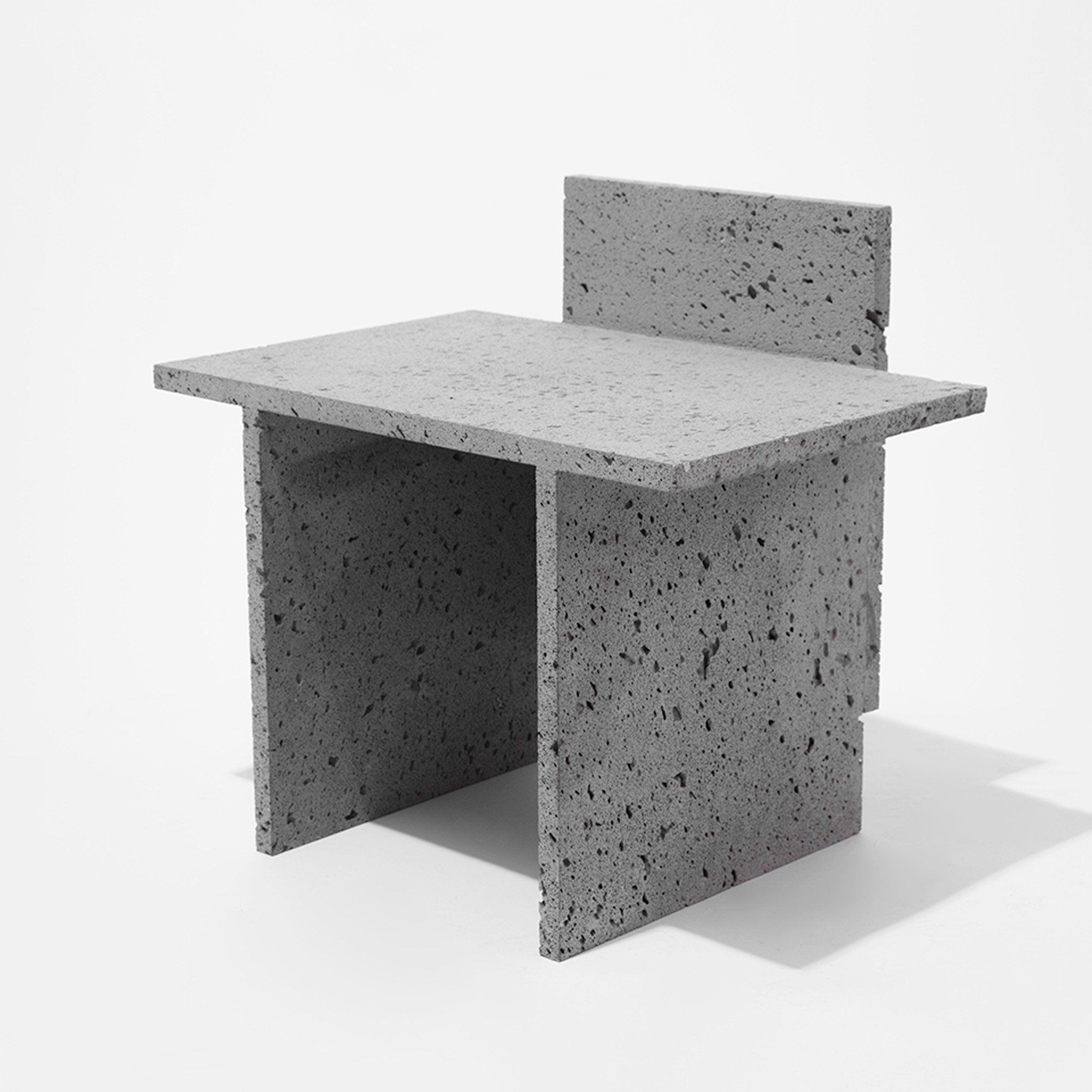 Brutalist Furniture Features In Pl Vv Collection By Pldo And  # Muebles Eguiluz