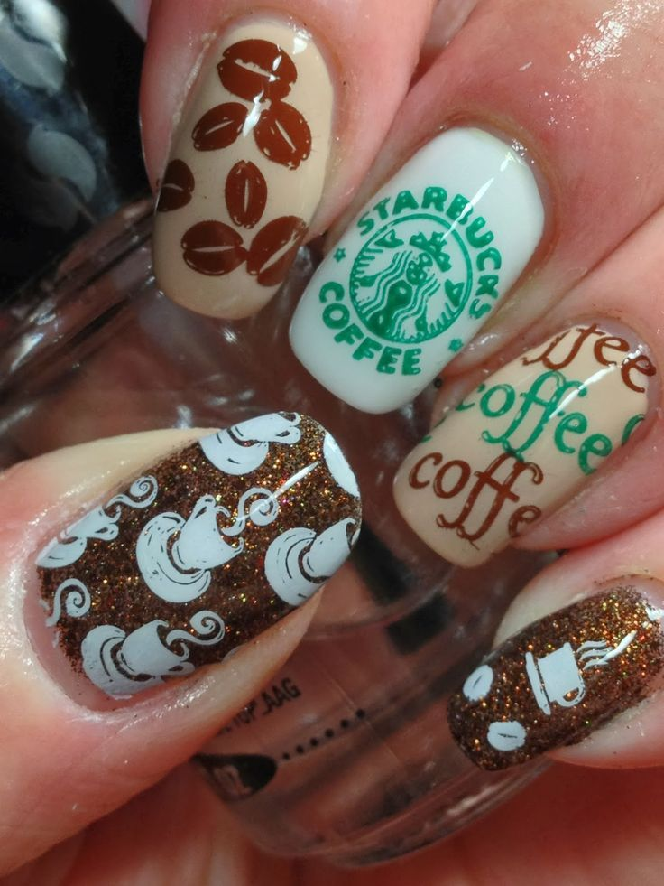 I'm thinking there must be a way to do most of this in Jamberry Nail Art Studio • www.pawprintmedia...