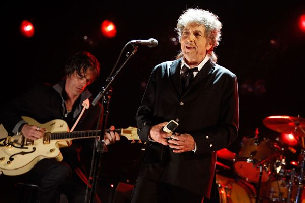Bob Dylan Approved for French Legion d'Honneur Bob dylan