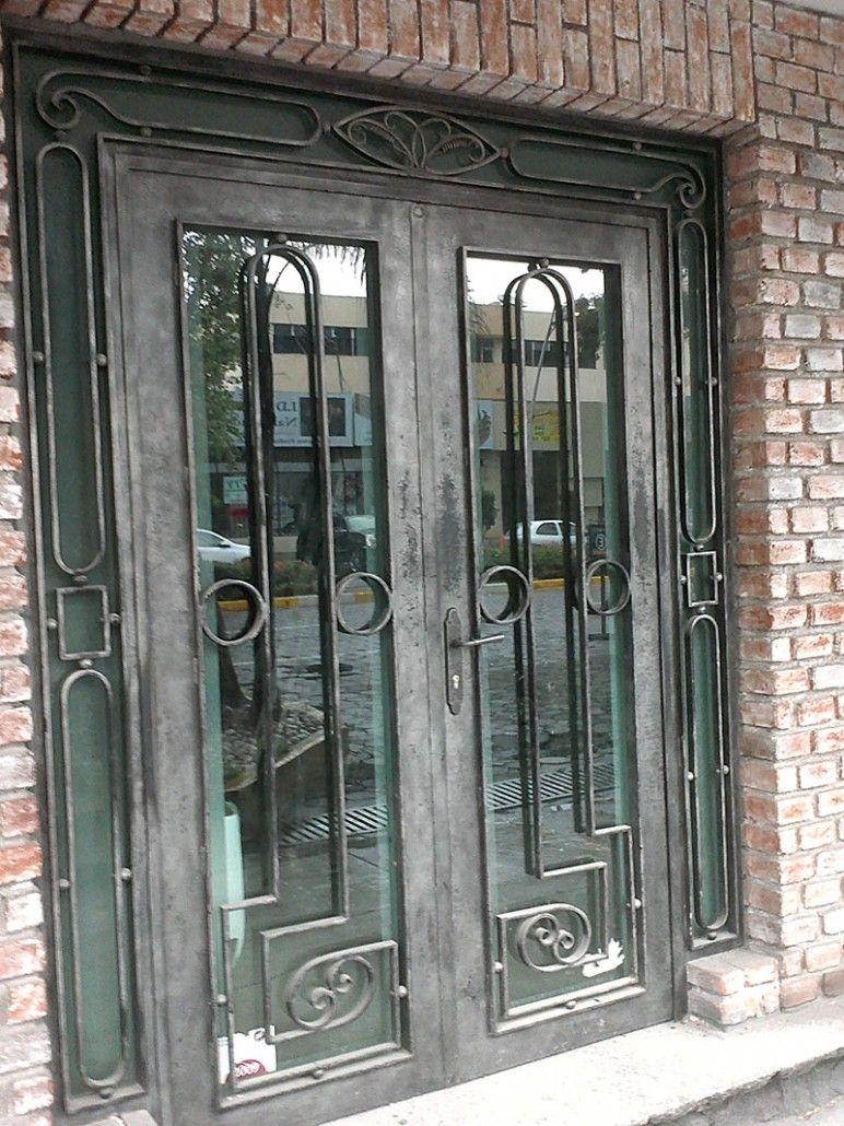 Puertas forja herreria 9 varios7 puertas puertas herreria y forjado - Puertas herreria ...