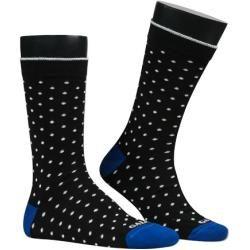 Photo of Gallo Herren Socken, Baumwolle, schwarz-weiß gepunktet Gallogallo
