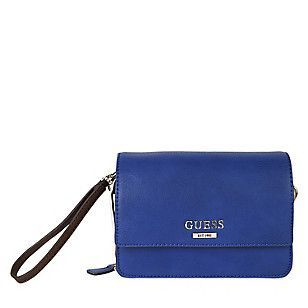 Guess Handbag Aquari Pee Crossbody Fl