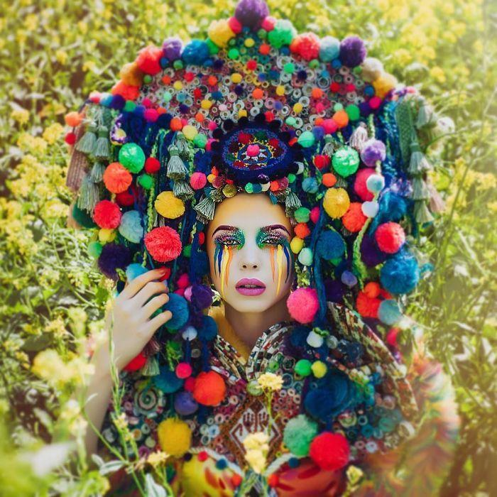 Elysian Fantasy Artistry #wearableart