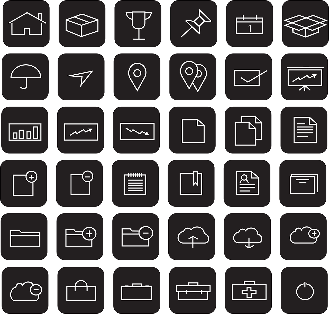 Icons Vector Document Free Icons Black Background Free Icons Free Icons Png Icon