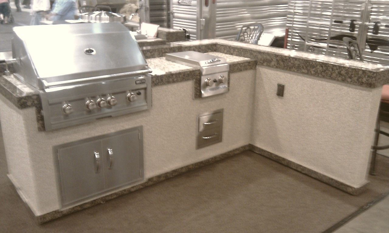 Houston Texas Trade Show Http Sunstonemetalproducts Com Outdoor Grill Outdoor Kitchen Home Decor
