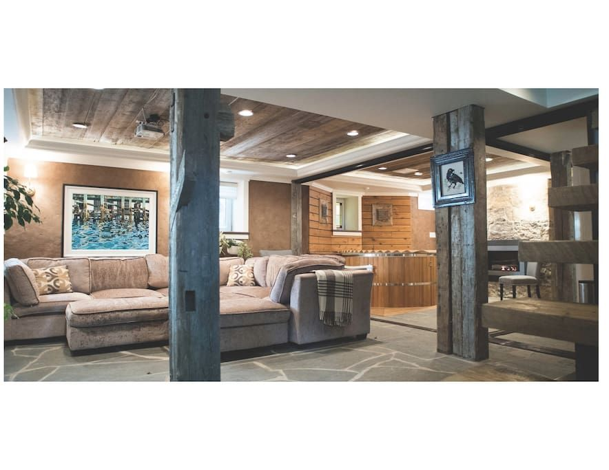Nova scotia airbnb renting a house house hot tub
