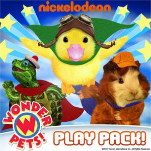 Wonder Pets Play Pack Wonder Pets Pets Pet Chickens