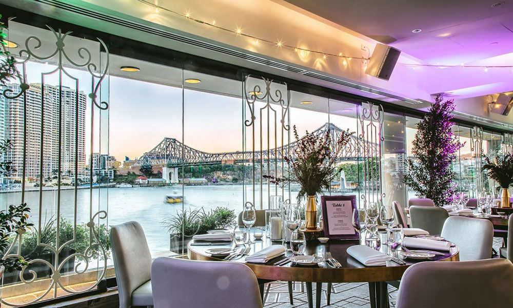 Wedding Reception Discover These Brisbane Riverside Venues City