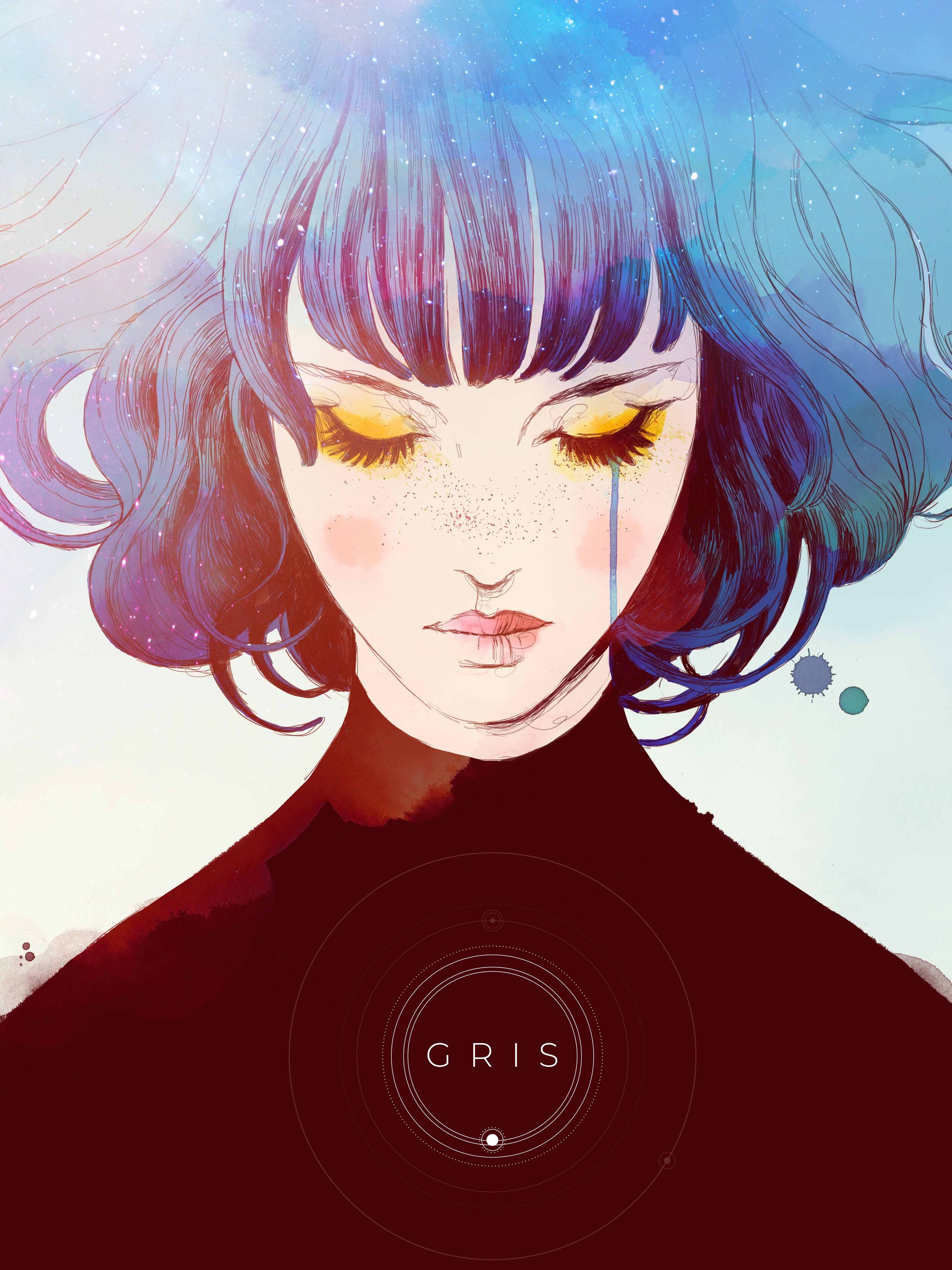 Gris (Nomada Studio) Arte en movimiento, Producción
