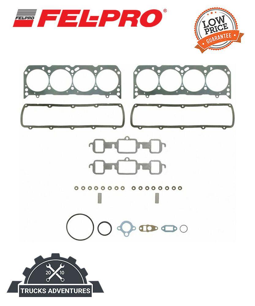 Engine Cylinder Head Gasket Fel-Pro 8507 PT