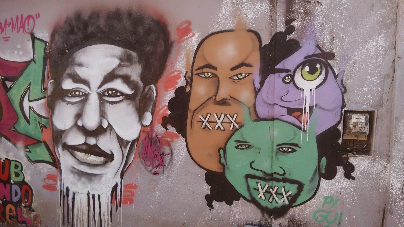 Divagando, Grafite e Design: Divagando sobre Mudanças, Posts e Grafites