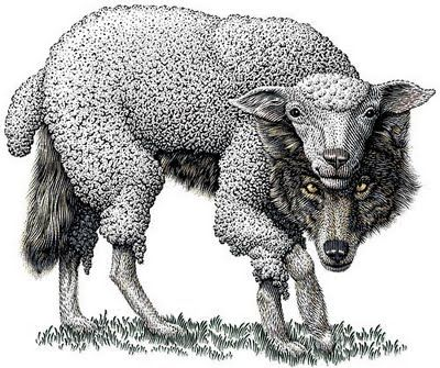 The psychopath -- a wolf in sheep& clothing. Psychopaths and Love don& mix. The Company You Keep, Desenho Tattoo, Jehovah's Witnesses, Sociopath, Fairy Tales, Moose Art, Religion, Lion Sculpture, This Or That Questions