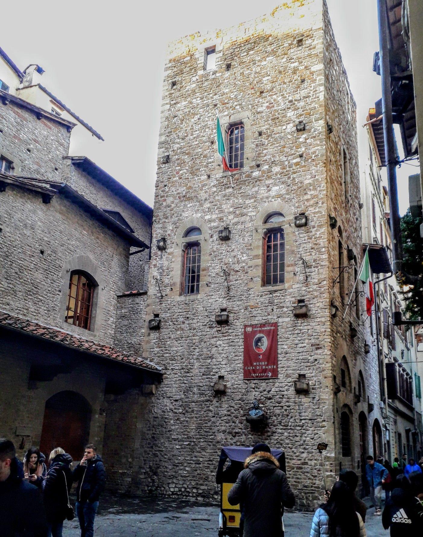 Casa Di Dante Firenze 01 01 2020 Nel 2020 Firenze Mostre D Arte