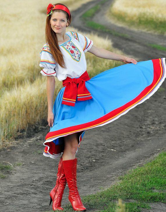 Vestido de Ucrania 2f0498d01ad70