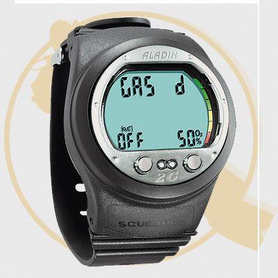 Ordenador Scubapro Aladin 2G http://www.deepbluediving.org/best-dive-computers/