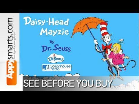 DaisyHead Mayzie Dr. Seuss by Oceanhouse Media [ages 3