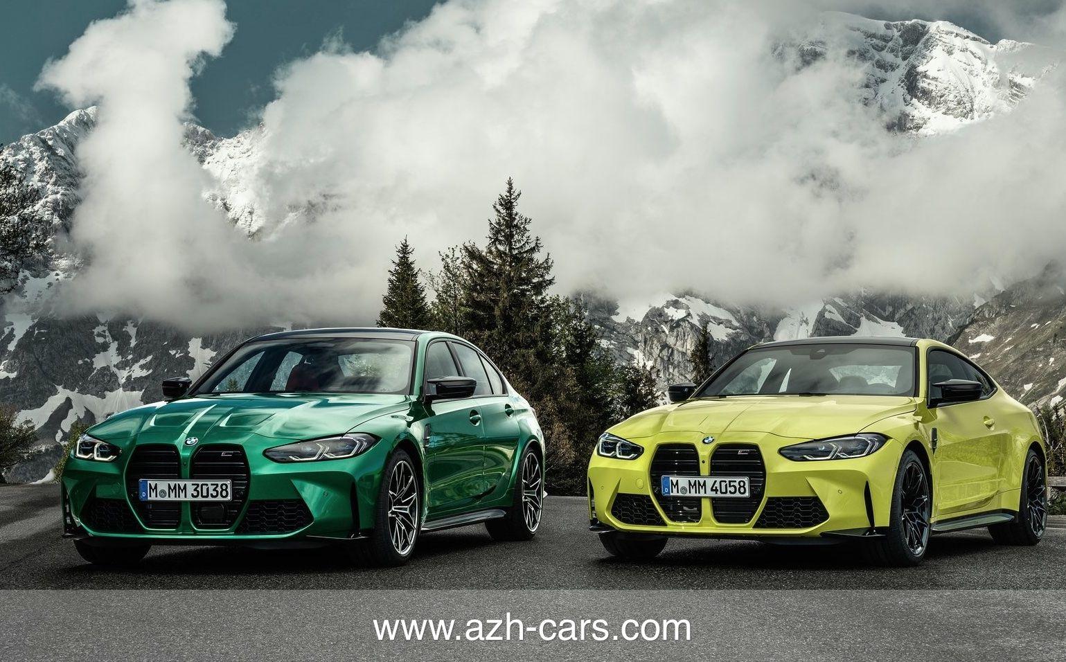 2021 Bmw M3 Sedan Competition In 2020 Bmw M3 Sedan Bmw M3 New Bmw M3