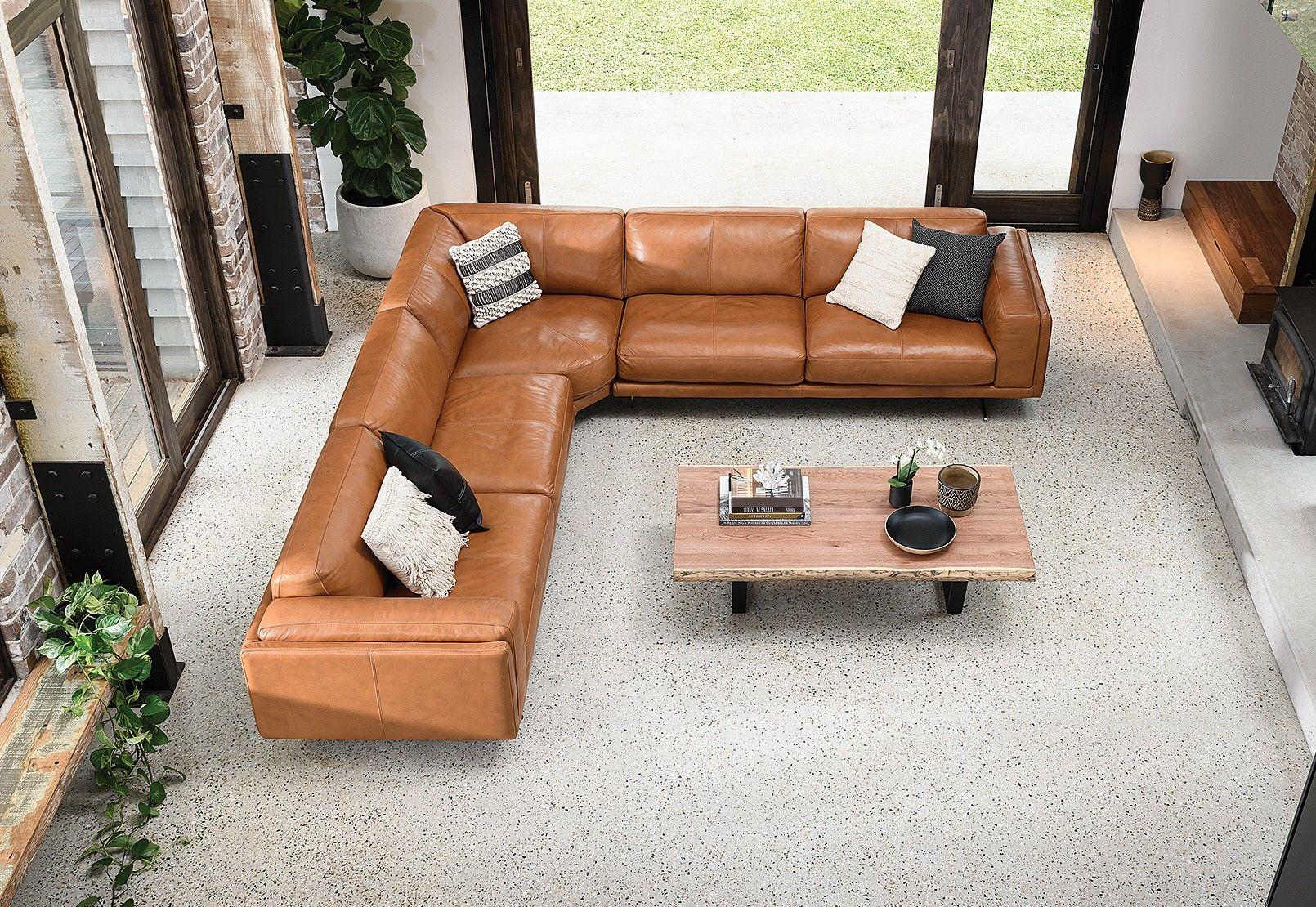 Strange Alessandra Leather Corner Lounge Amart Furniture In 2019 Ibusinesslaw Wood Chair Design Ideas Ibusinesslaworg