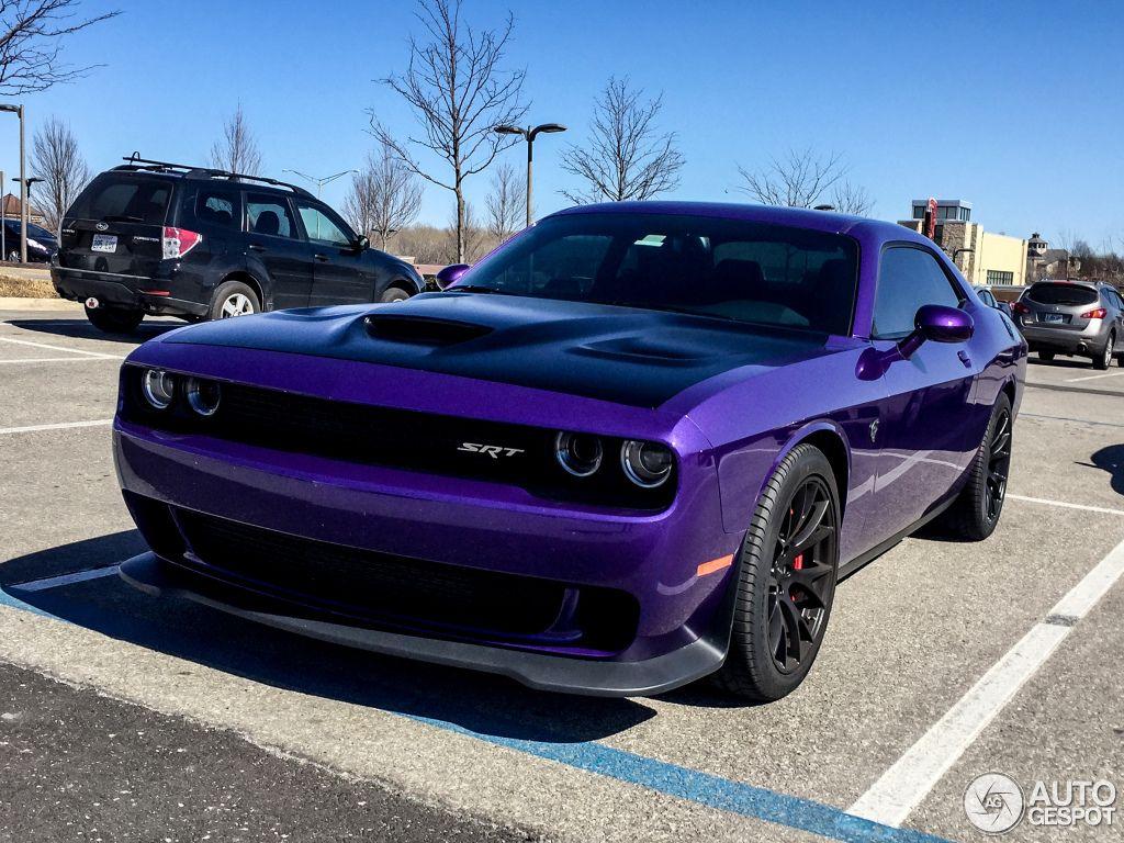 Dodge Challenger Srt 8 Hellcat 4 March 2016 Autogespot Dodge Challenger Dodge Challenger Srt Dodge Challenger Srt Hellcat