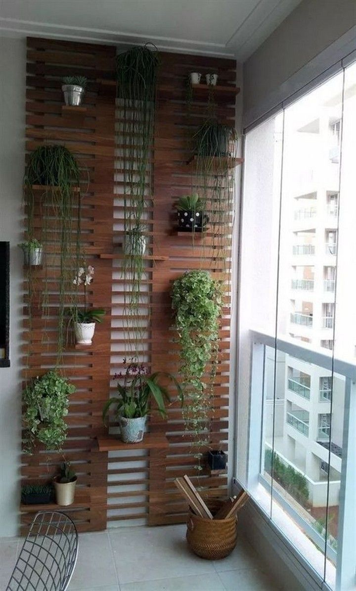 Photo of Inspiring Small Balcony Garden Ideas For Small Apa – Popsicle Stick Crafts House