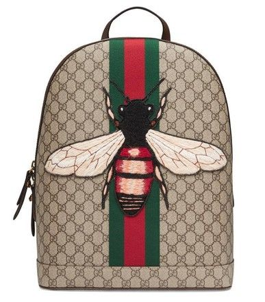 e02b4fe85f20 Gucci Canvas Backpack. Get one of the hottest styles of the season! The  Gucci Canvas Backpack is a top 10 member favorite on Tradesy.