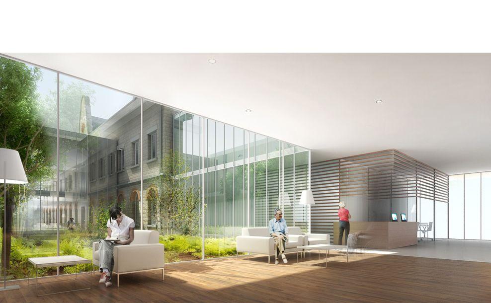 Ameller, Dubois et Associés - Architecture - Corbeny - Retirement ...