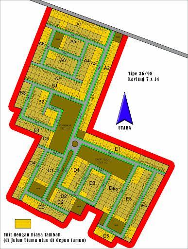 Pos Pos Tentang Site Plan Di Bagaimana Membuat Site Plan Perumahan The Plan Gambar Teknik Rumah