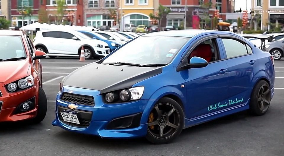 Pin De Michael Dickerson En Chevy Sonic Chevrolet Sail Aveo Tunning Coches Modificados