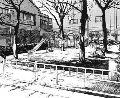 Manga Scenery Anime Scenery Anime Monochrome Scenery